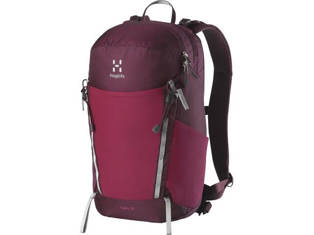 Haglöfs Spiri 20 Ryggsäck pink/violett